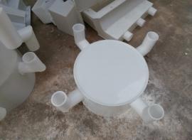 选矿设备 塑料螺旋溜槽 选煤溜槽