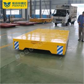 自动化生产线包胶轮无轨电车5吨工件转运设备