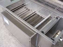 南沙越秀餐饮工业隔油池 酒店食堂油水分离器 LS-6AT
