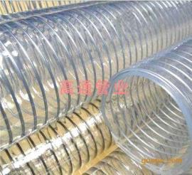 无塑化剂食品级PU管,无异味塑料钢丝管,食品输送聚氨酯软管