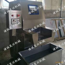 ZYZ-80 诸城多功能盐水注射机 猪肉盐水注射机供货商
