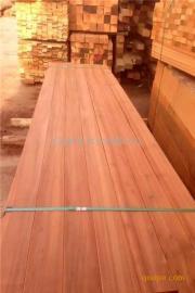 红柳桉防腐木工厂