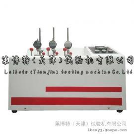 热维卡软化点温du测定仪-试验步zhou-温du设定