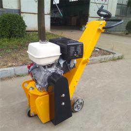 路面标线清除铣刨机 手推式电动汽油铣刨机多规格