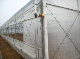 轻钢结构温室大棚设计图/钢架温室大棚安装