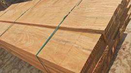 娇亚 非洲菠萝格板材 非洲菠萝格圆柱