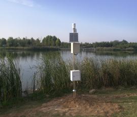 天星智联WQMS1000电导率PH浊度溶解氧水温五要素水质传感器