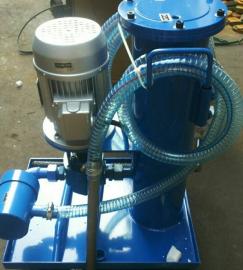 LUCA-63x10抗磨液压油移动式滤油机