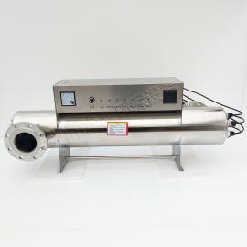 净淼原水处理紫wai线xiao毒器污废水处理紫wai线杀菌器JM-UVC系列