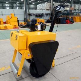 WYL-600手扶单钢轮压路机小区域作业更灵活