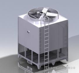 中央空调专用冷却水塔(圆形冷却塔 方形冷却塔)HSD-125C