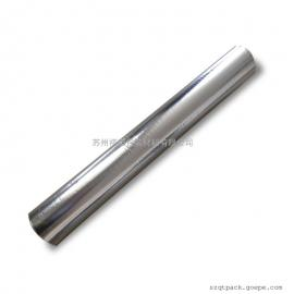 生产防潮铝塑膜锡箔纸 三层铝箔膜铝箔编织膜铝箔真空编织膜