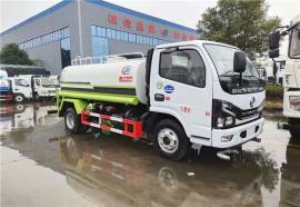 江淮10吨绿化喷洒车拆迁专用洒水降尘车20吨雾炮洒水车