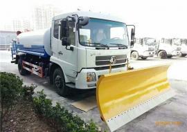 东风145 15吨绿化喷洒车抑尘雾炮车8吨喷雾洒水车
