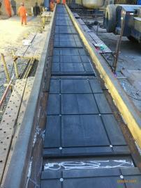 大型架桥机提梁机滑块垫块承压垫转体滑移用工程塑料合金mge材料