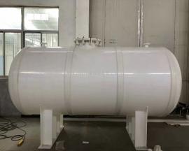 定做PP-5000L运输罐 PP卧式罐 运输储罐