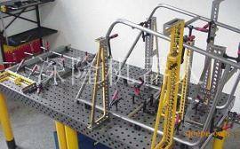 深隆ST-GZ9104自动化工装夹具 非标定制 定制工装夹具