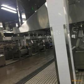 中央厨房生产线-全自动中央厨房生产线