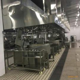 中央厨房生产线-中央厨房生产线公司