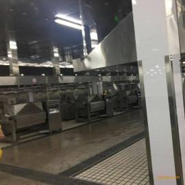 中央厨房生产线-中央厨房自动生产线