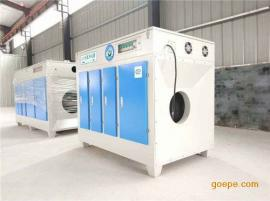 塑料造�;�加工颗粒时产生的废气处理方法