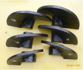 宝马格BF600C摊铺ji叶片螺旋叶轮履带板