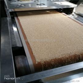 营养藜麦烘焙机 微波烘焙设备