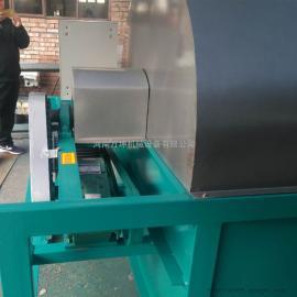 W卧式滚筒炒货机 100斤电加热炒货机 滚筒炒货机电加热