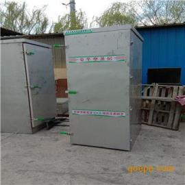 大盘食品蒸房图 5070不锈钢蒸盘蒸车定做 4袋面馒头蒸箱移动灵活