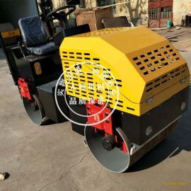 方向盘式1.5吨压路机 回填土压路机 石子压路机