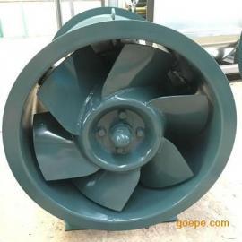 JSF-Z-A-710屋顶加压送风机 一能品牌 斜混型轴流风机