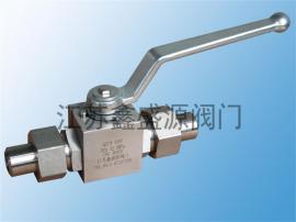 外螺纹焊接式天然气高压球阀