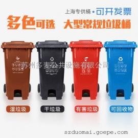 三分类垃圾箱定制、四分类垃圾箱现货款式