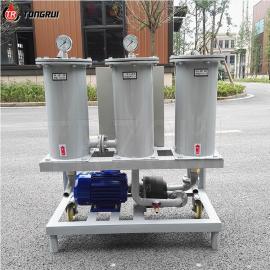 通瑞液压油YL-80便携式三级过滤加油机YL-30
