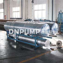 不锈钢漂浮式潜水泵304浮筒泵