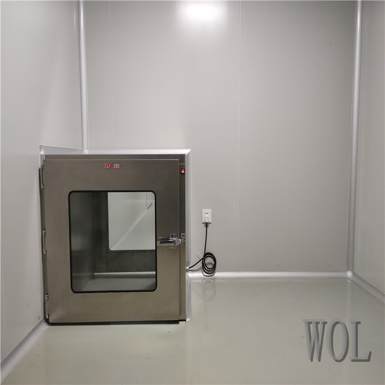 WOL10万级净化车jian 设计 zhuang修WOL-JL2008