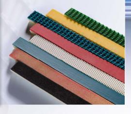 进口输送带 FERROPAN V型皮带 欧洲进口 品质保障 摩擦力小