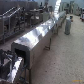 高纤全麦粗粮酥性消化饼干生产设备 无添糖粗粮代餐饼干加工设备