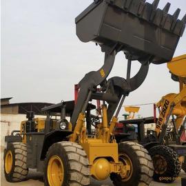金矿装载机金属矿专用 3吨矿井铲车水过滤保养过程