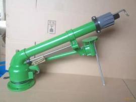 50涡轮高压除尘喷枪园林浇水工业降尘环保农用灌溉大喷枪