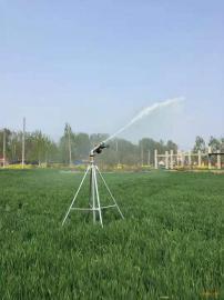 农业专用三脚架式喷灌喷头 园林高压喷灌三角支架 农用灌溉套装