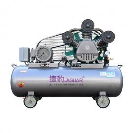 OL-80 4KW 5HP捷豹全无油活塞式空压机 东亚机械