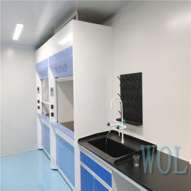 WOL承建实验室通风工程 设计建设WOL-TF-088