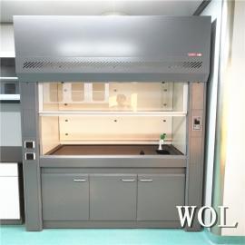 WOL承建shi验室通风工cheng设计建设WOL-SYS-066