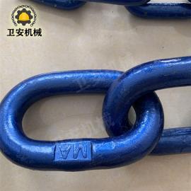 矿用三环链38x145跟矿车三环链适用于矿山斜井平巷等连接处