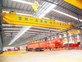 矿源牌LH型葫芦桥式起重机 双梁桥机 优质生产商定制生产