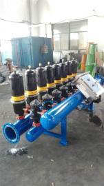HGDP全自动叠片过滤器碳钢高耐压叠片式反冲洗过滤器