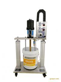 不锈钢双立柱定量加注润滑涂油设备轴承润滑脂加注可定做