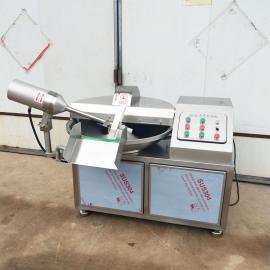 国宇ZB-80火腿肠不锈钢变频斩拌机