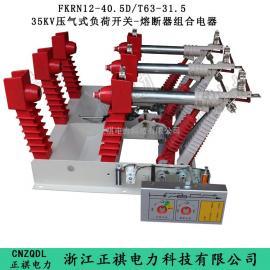 40.5KV压气式负荷开关 FN12-40.5/630A 安装shuo明书